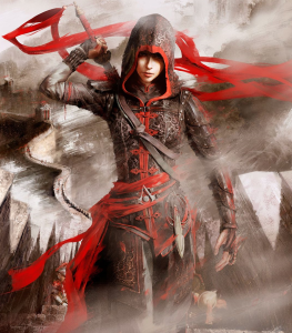 Shao Jun from Assassin's Creed Chronicles: China